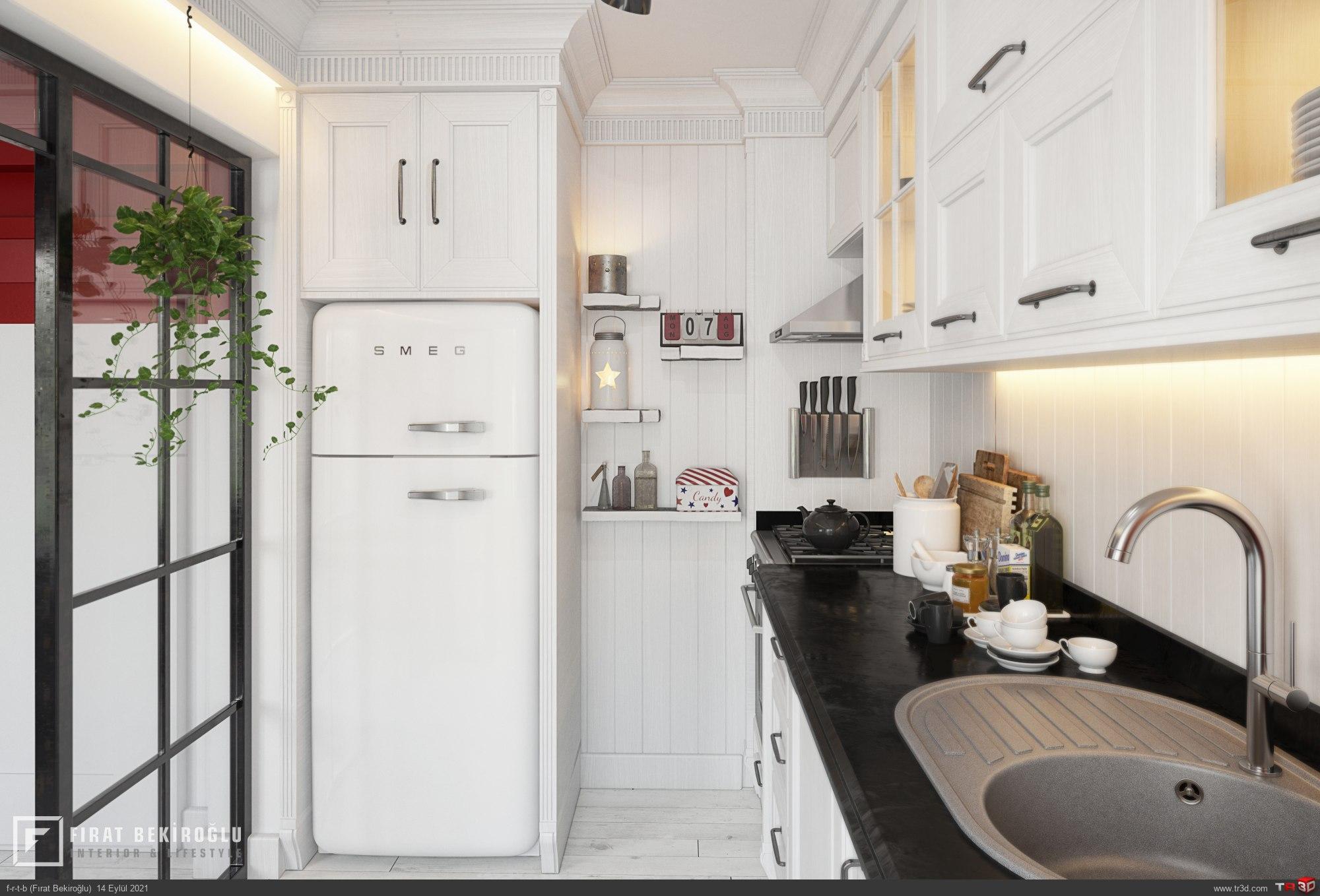 Ofis Mutfak Tasarımı 3