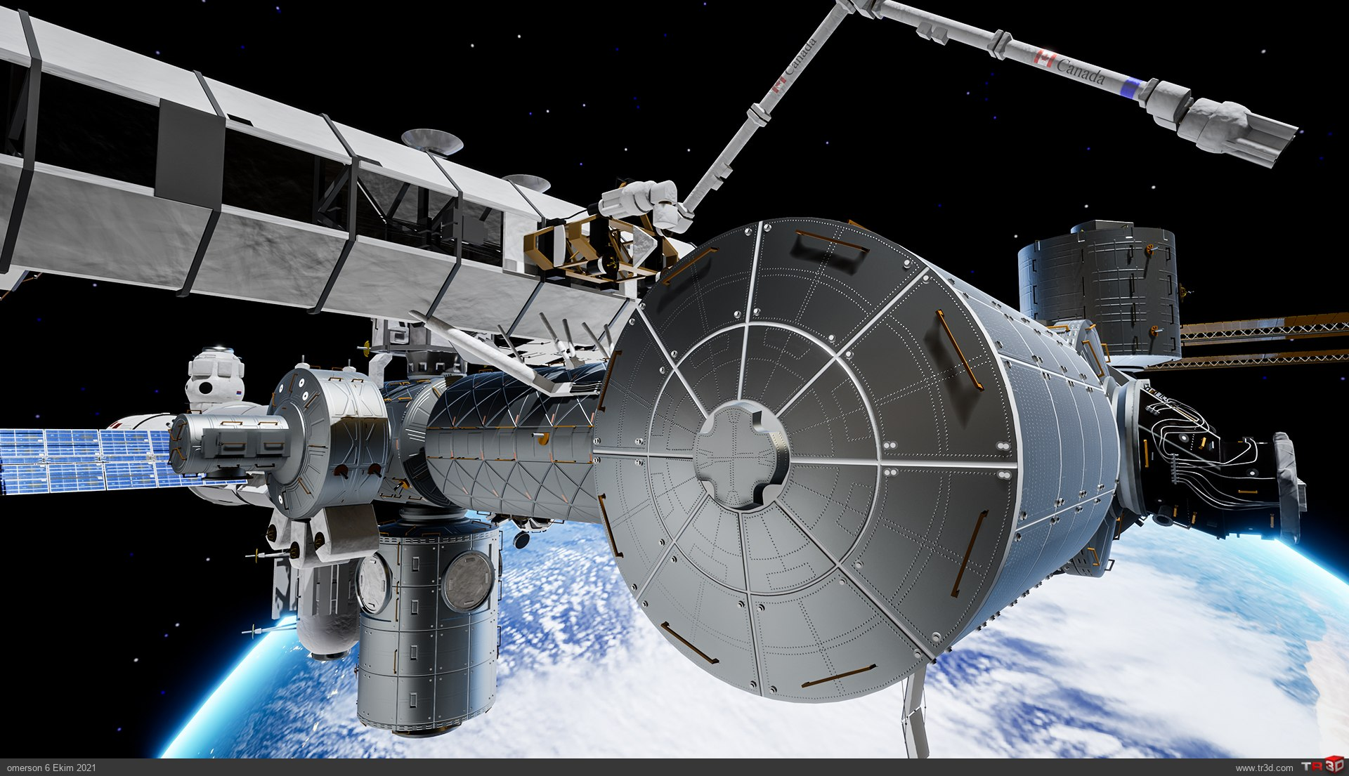 International Space Station ISS 2