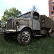 eski model kamyon(mercedes l3000)