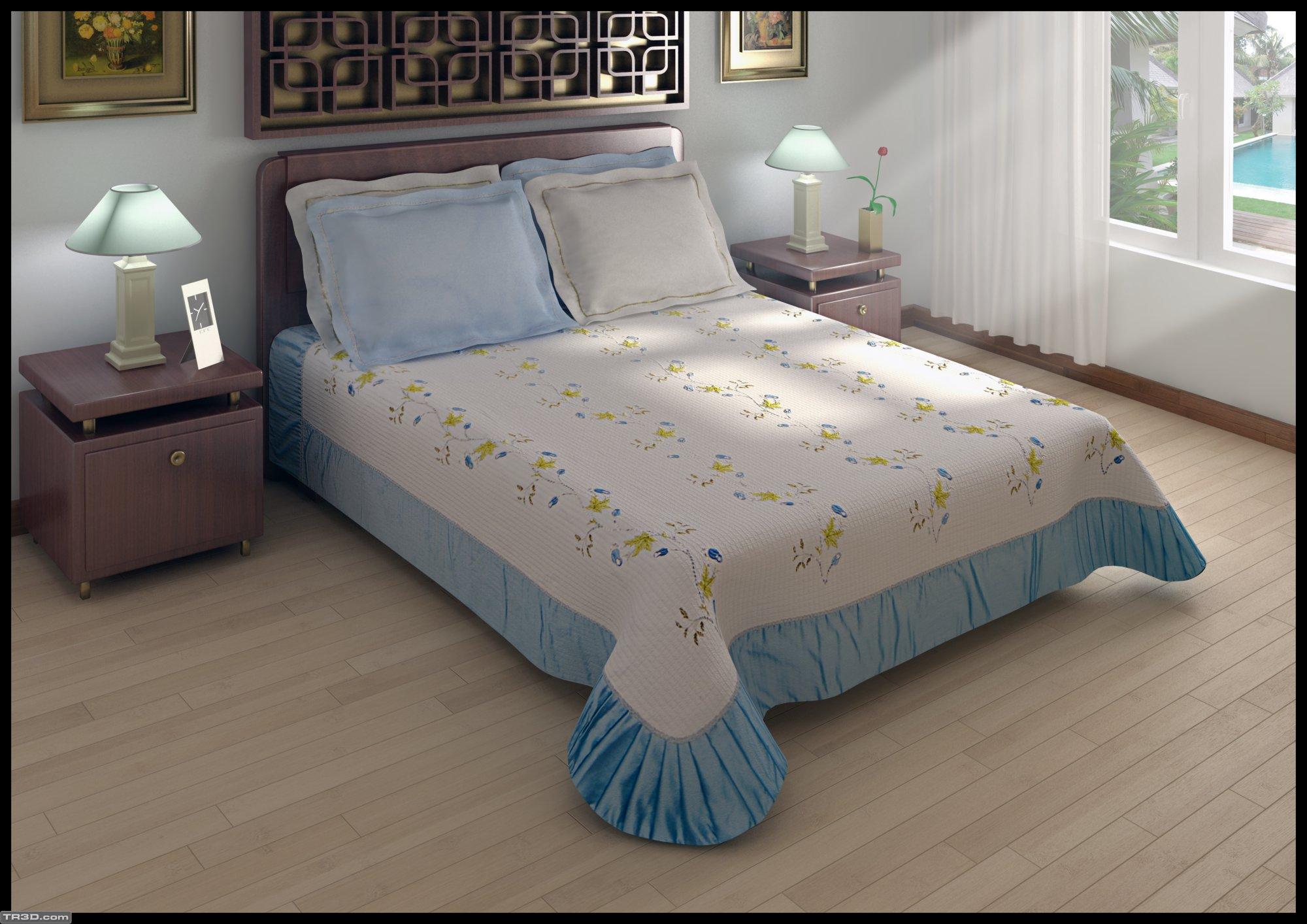 Yatak Örtüsü 3
