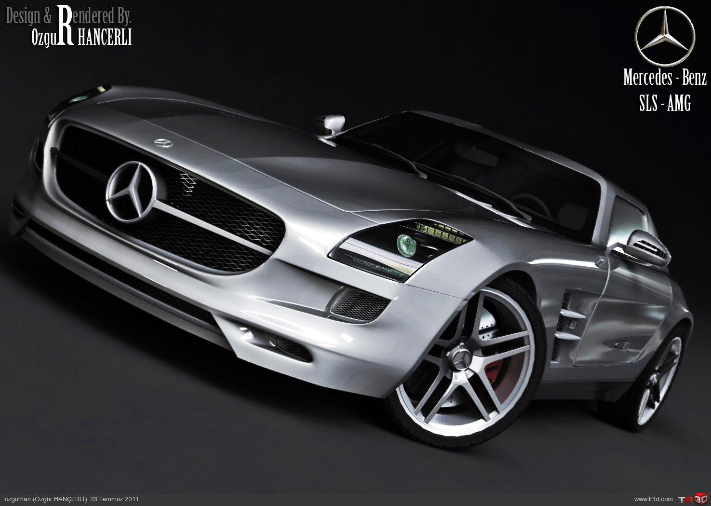 Mercedes SLS AMG 2