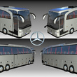Mercedes Travego 3D