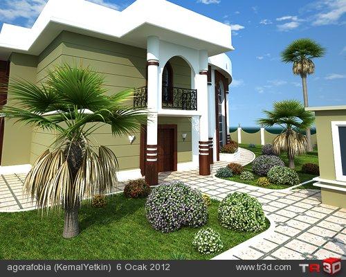 Najaf Villa Projesi