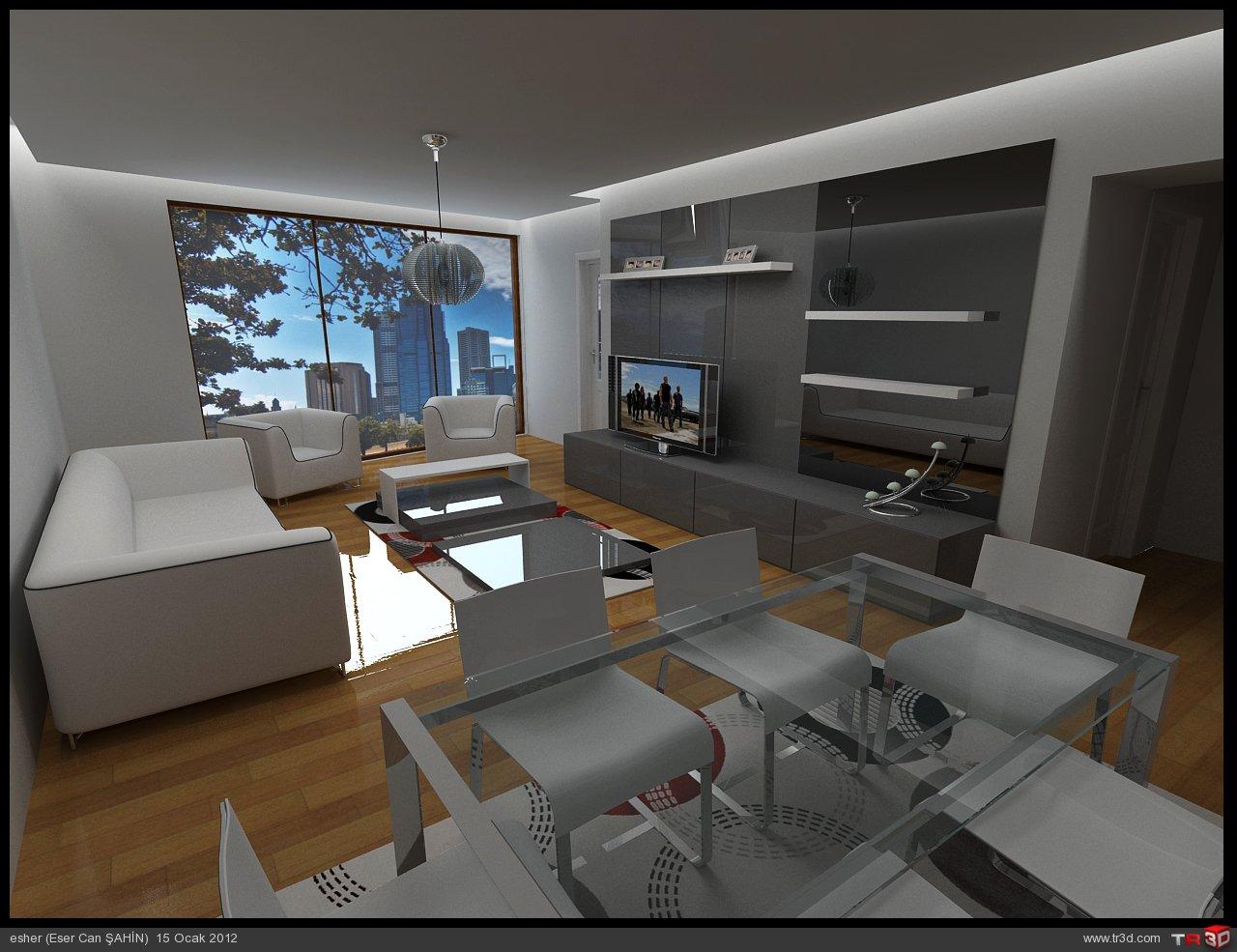 salon tv 252nitesi mimari projeler