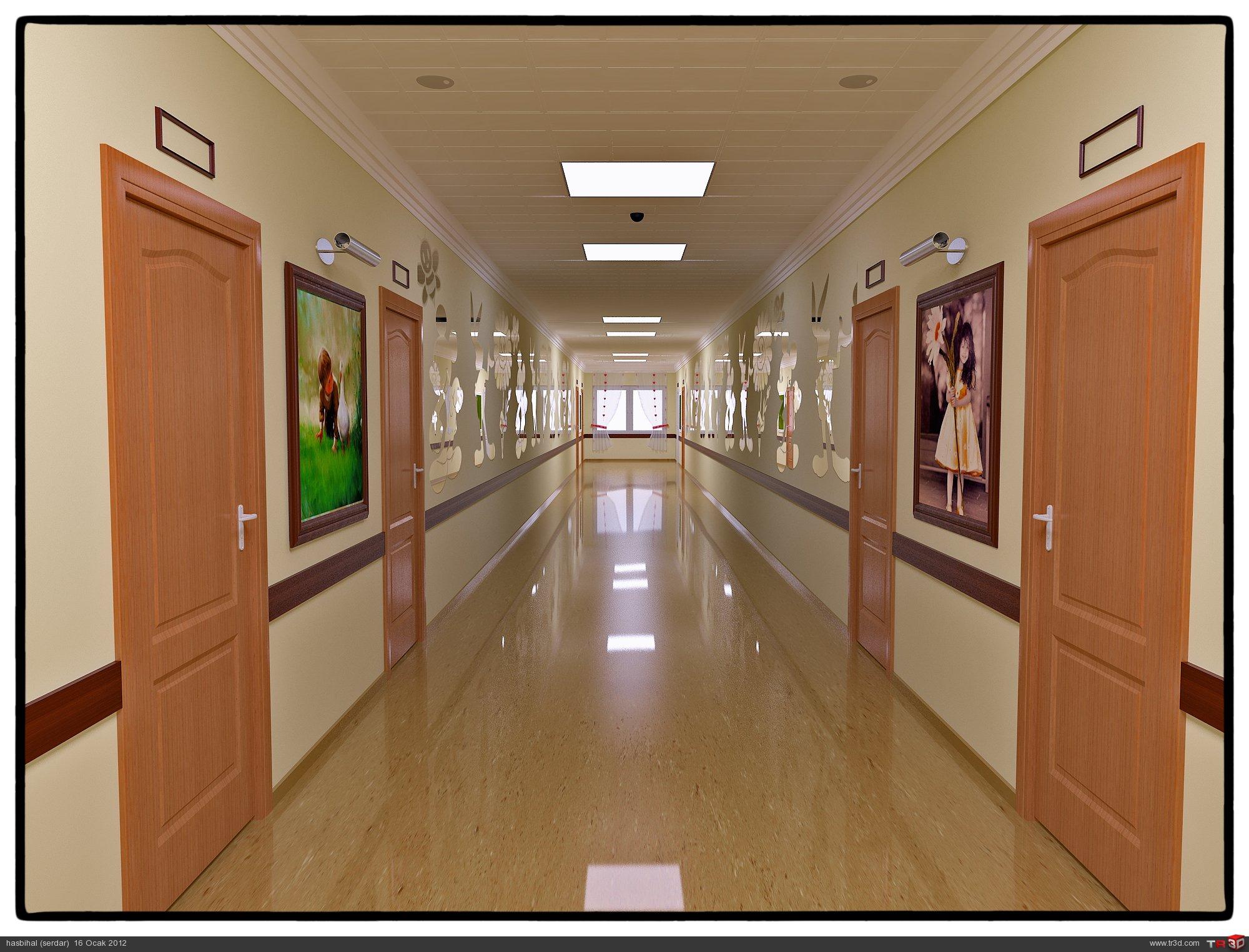 оформление коридоров в колледже фото рассматриваемого благородного