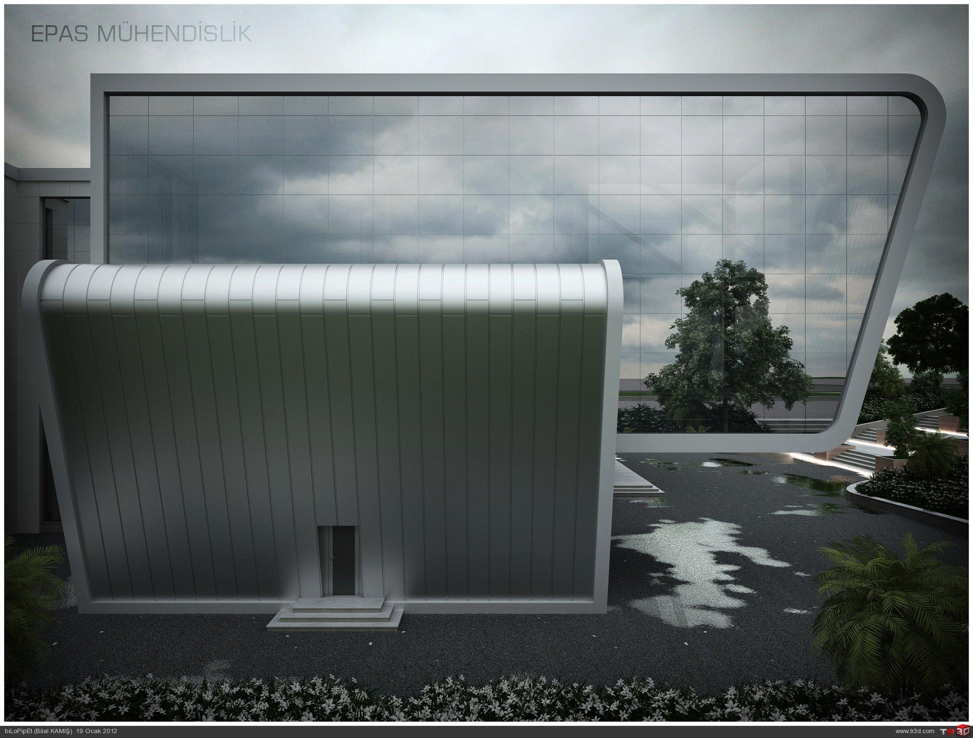Karabük Üniversitesi Ar-Ge Binası 1