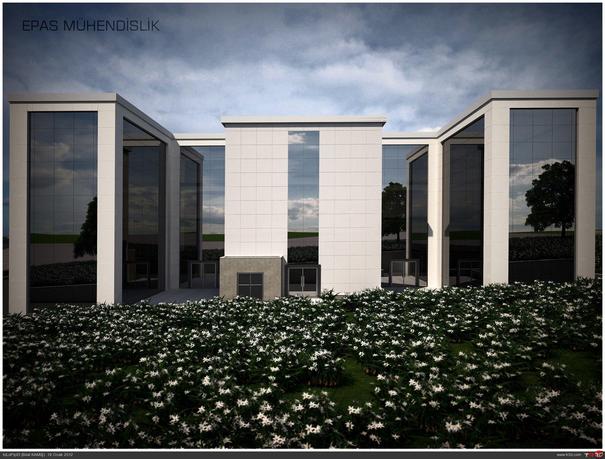Karabük Üniversitesi Ar-Ge Binası 4