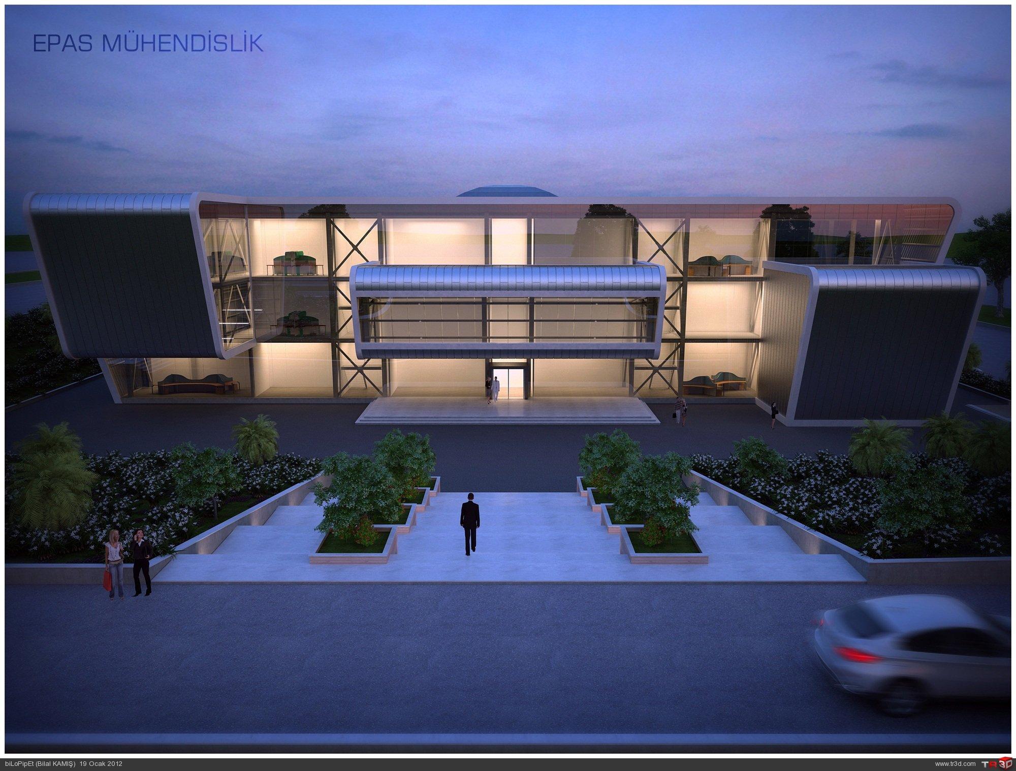 Karabük Üniversitesi Ar-Ge Binası 5
