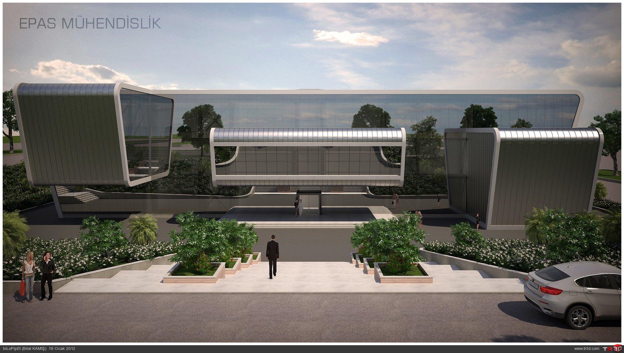 Karabük Üniversitesi Ar-Ge Binası 6