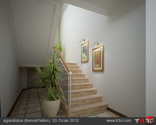 Villa Merdiven