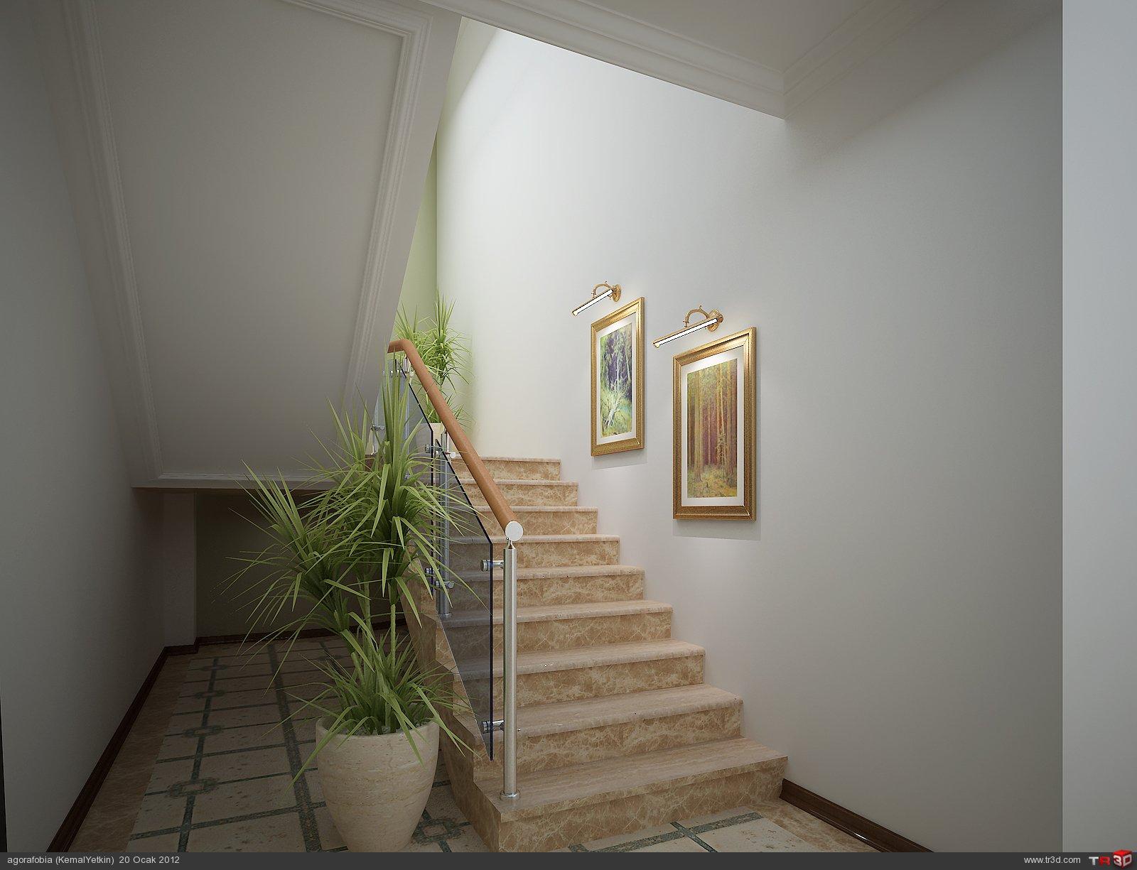 Villa Merdiven 1