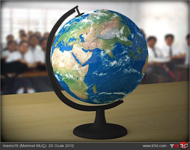 Dünya Modeli
