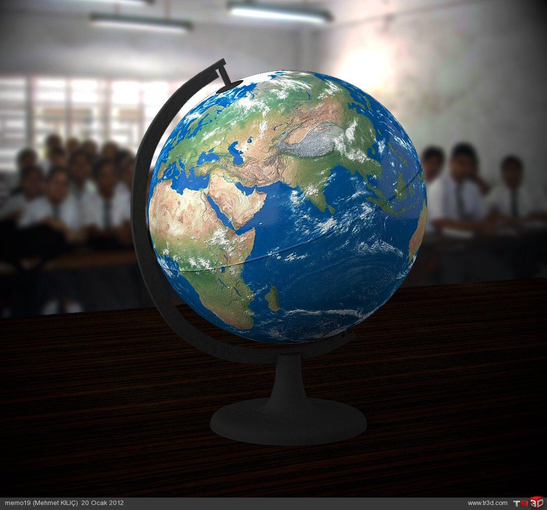 Dünya Modeli 1
