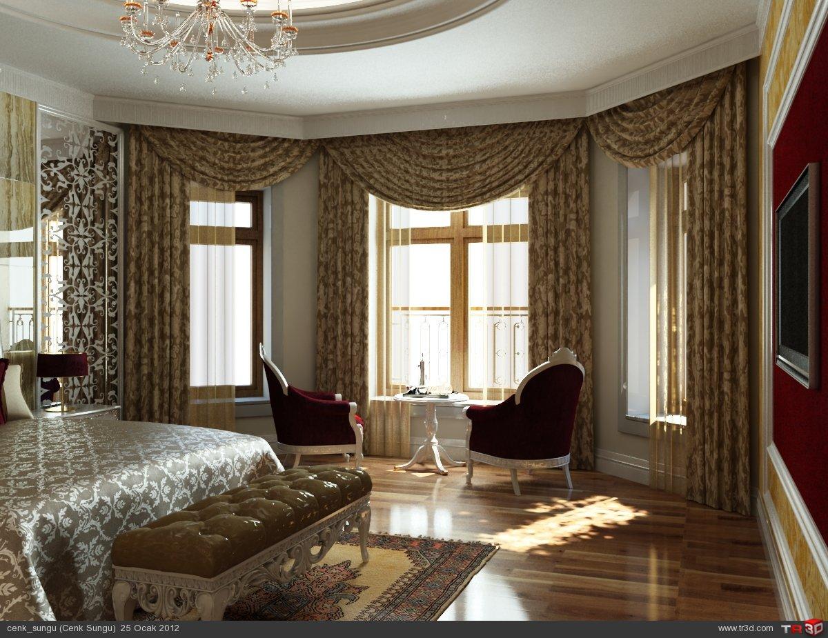 Kazakistan Villa Yatak Odası ve Ebeveyn Banyo 2