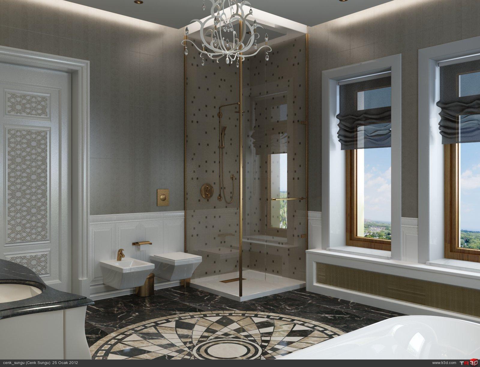 Kazakistan Villa Yatak Odası ve Ebeveyn Banyo 4