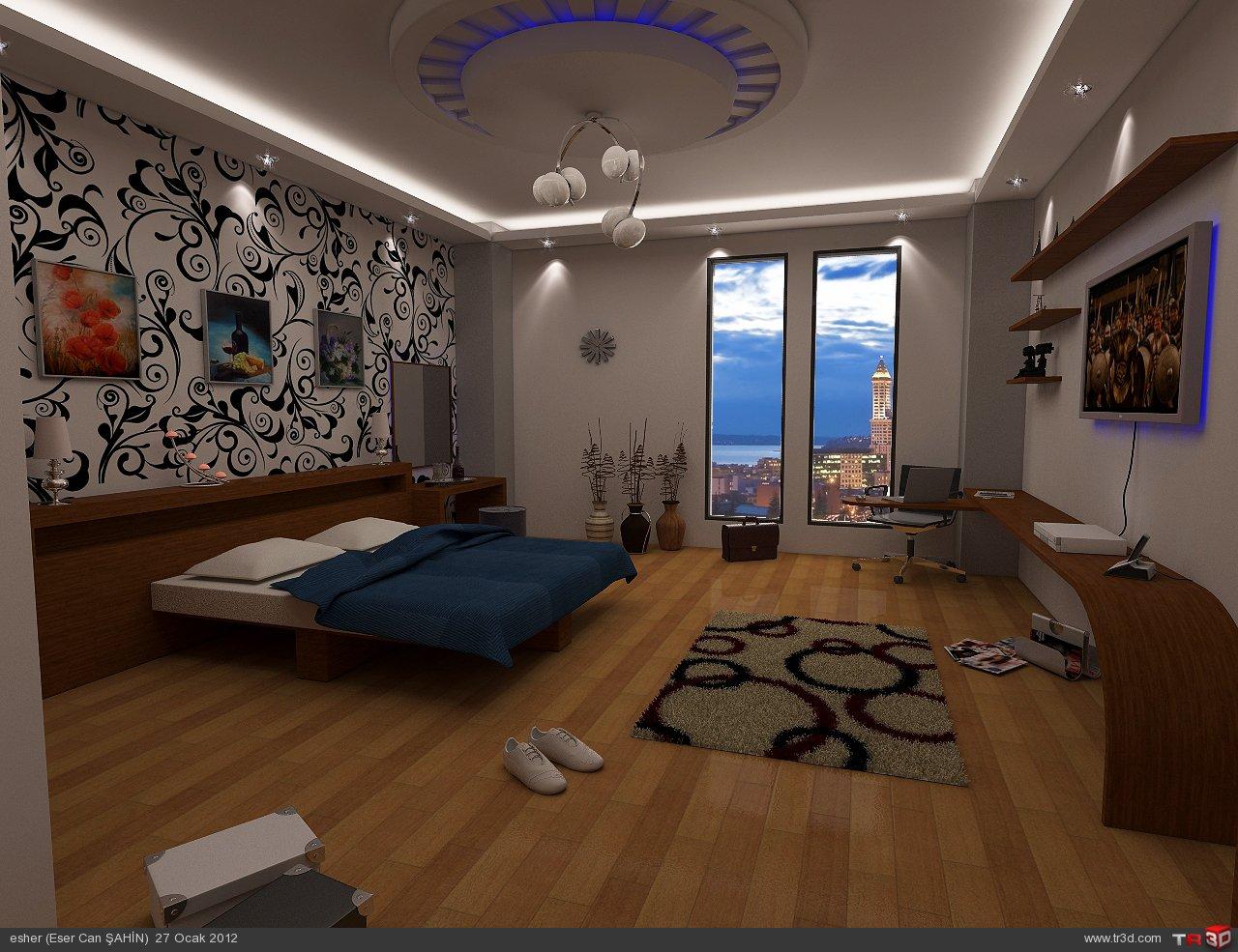 otel odası projesi