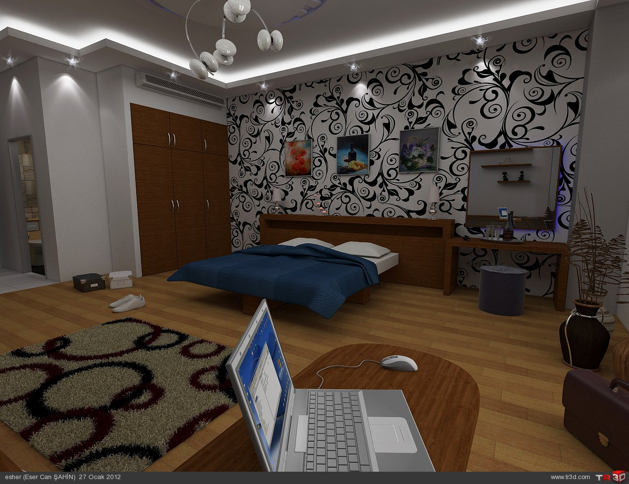 otel odası projesi 1