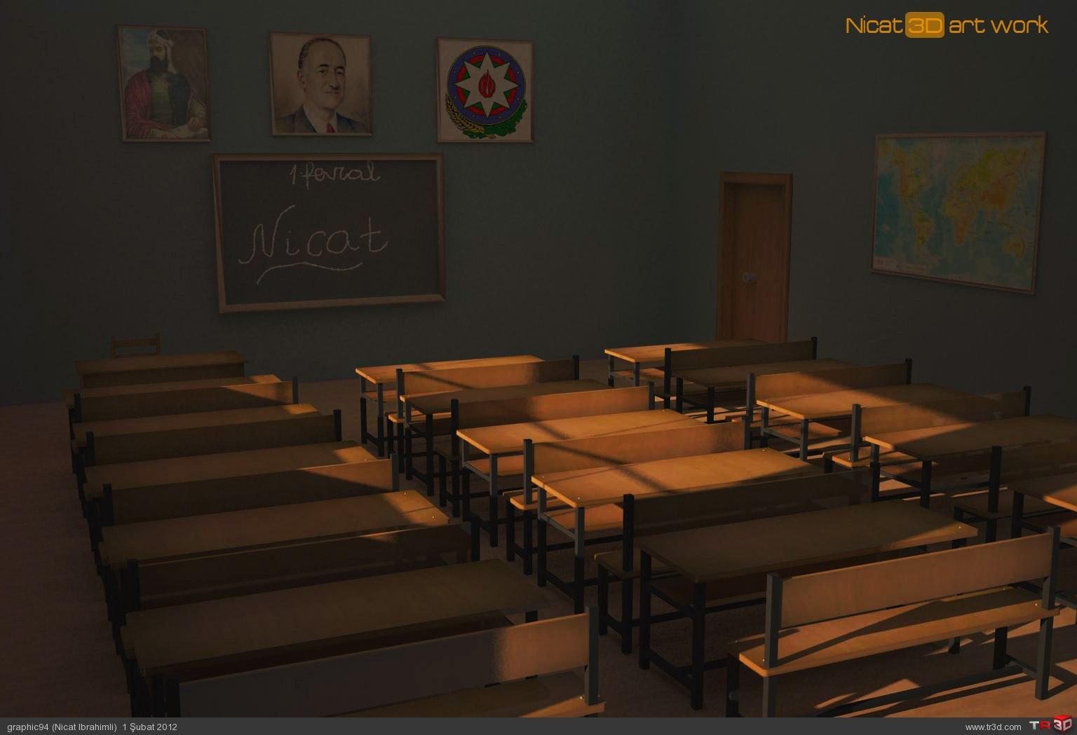 Okul Sınıfı
