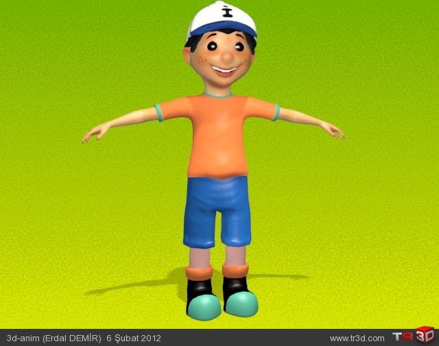 çocuk modeli