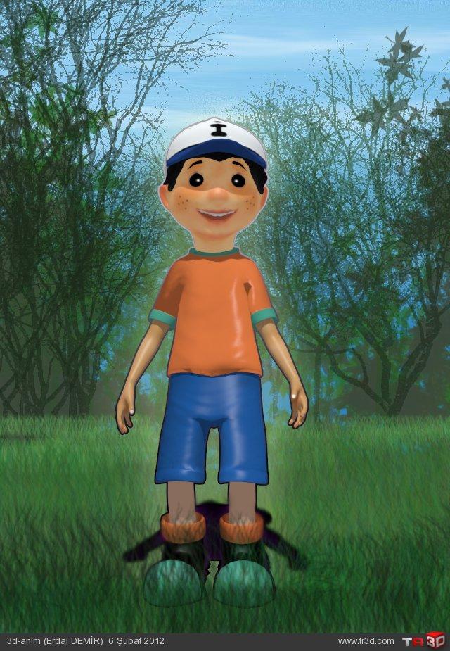 çocuk modeli 1