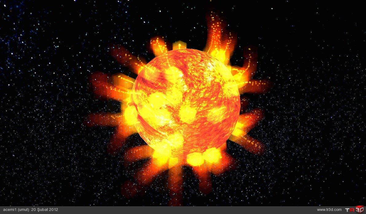 güneş sistemi  1