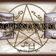 supernatural konsept tasarım yatak odası