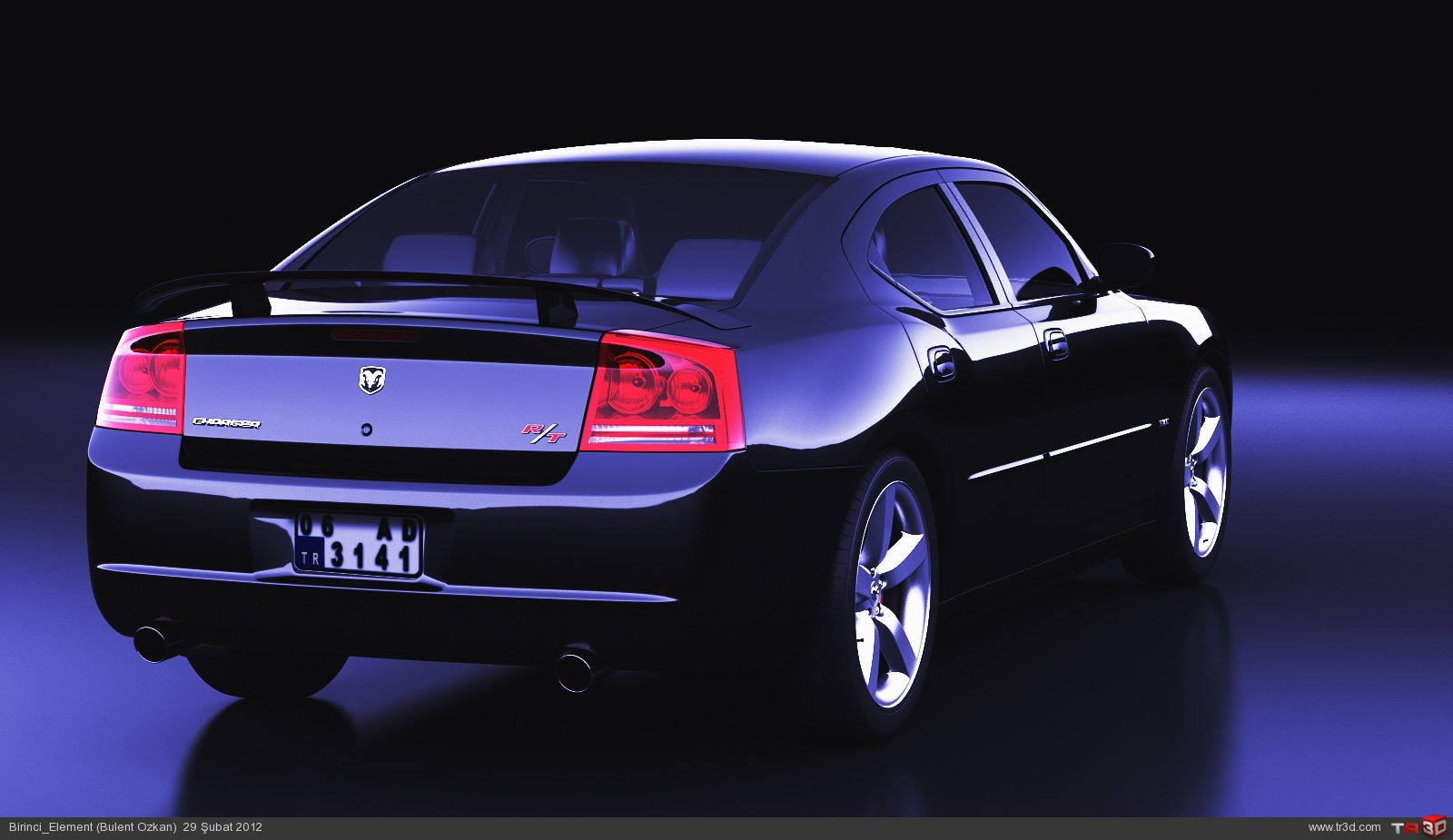 Dodge Charger RT 1