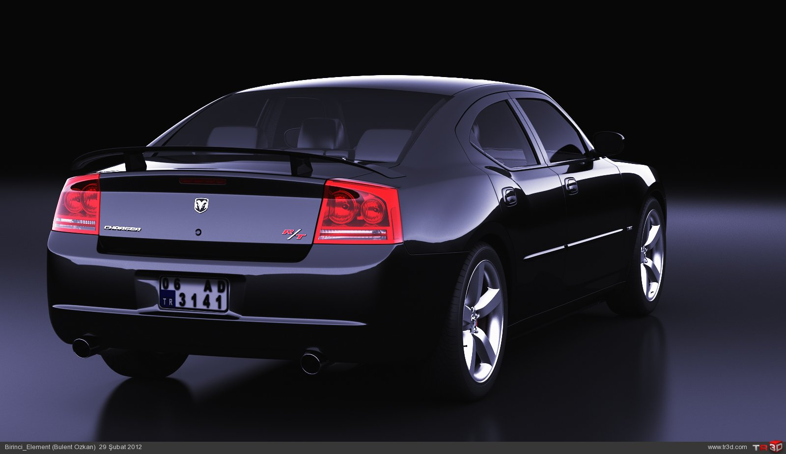Dodge Charger RT 2