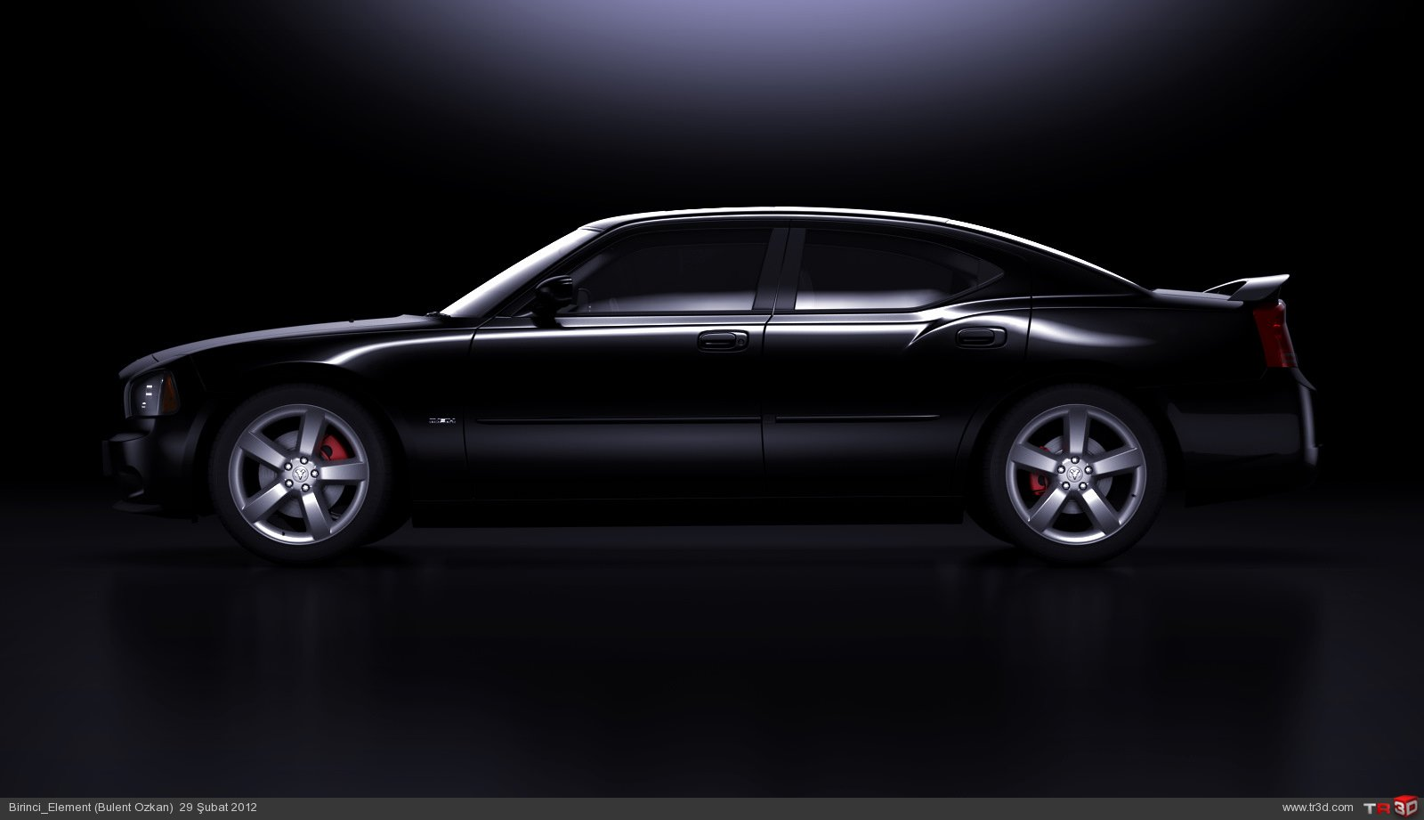 Dodge Charger RT 3
