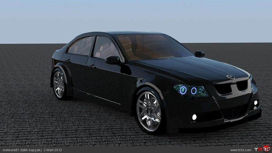 BMW 3.20 --2
