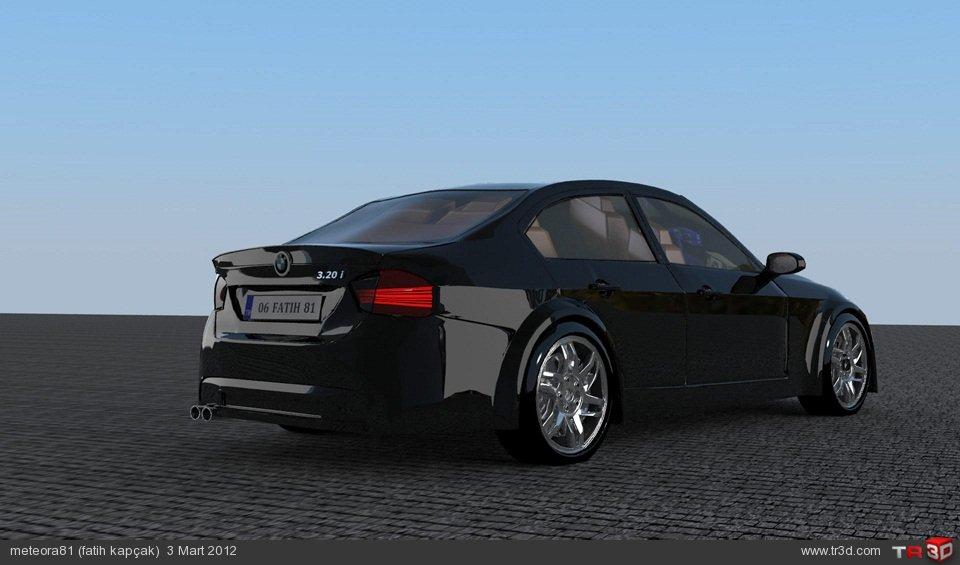 BMW 3.20 --2 1