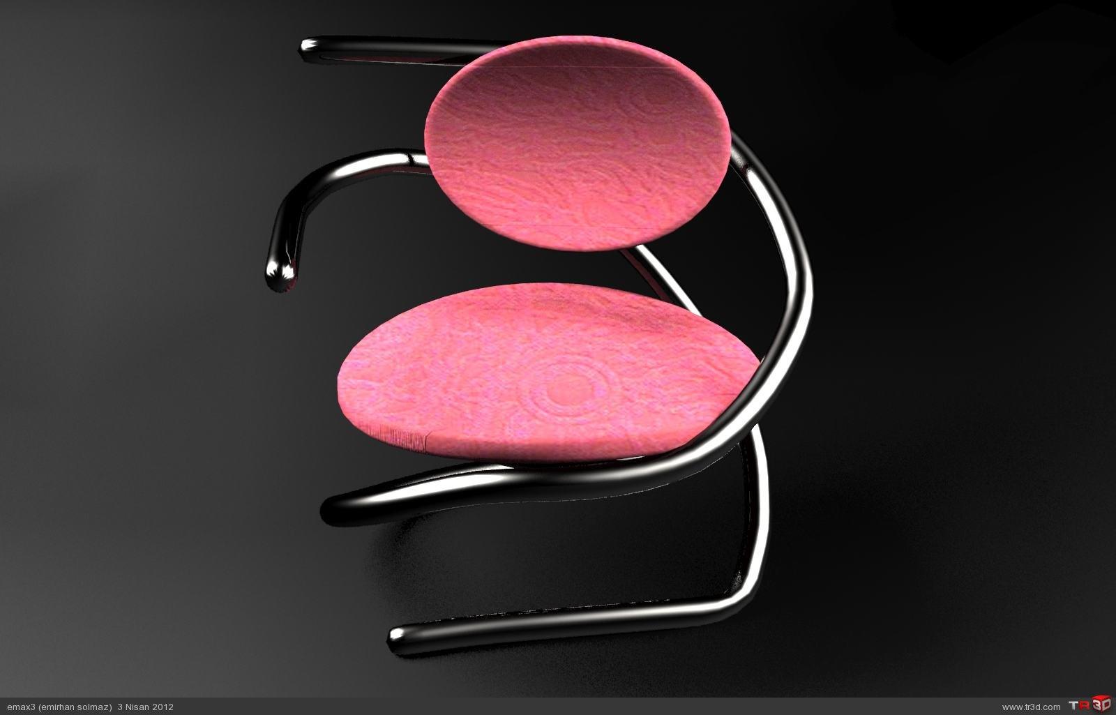 silindirik sandalye 1