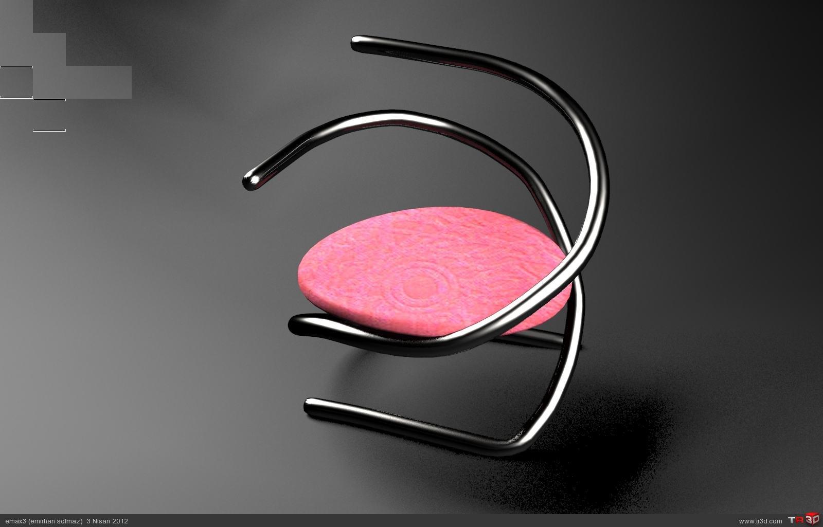 silindirik sandalye 2