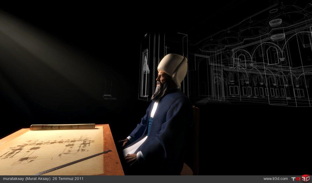 Mimar Sinan Belgeseli Jenerik 1