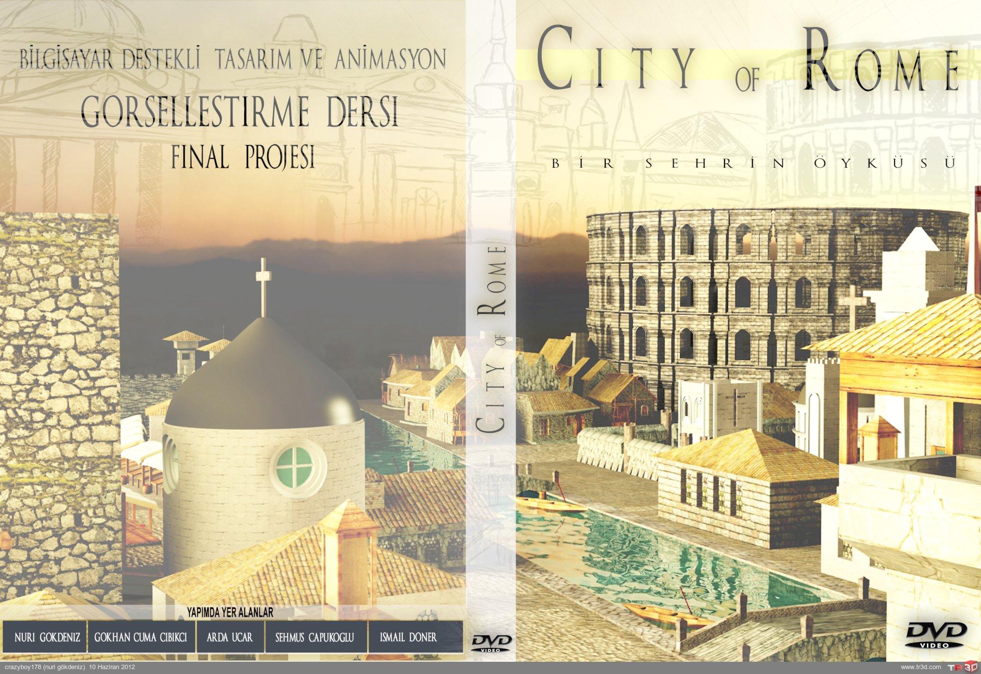 City of Rome 1