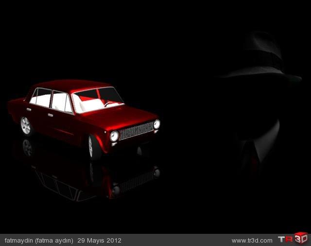 Araba modelleme