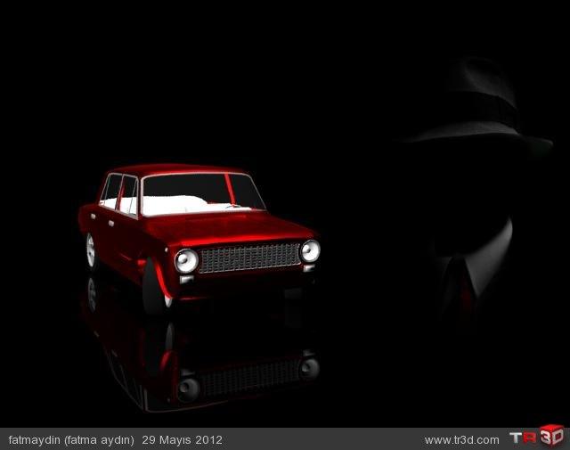 Araba modelleme 1