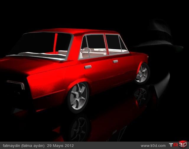 Araba modelleme 2