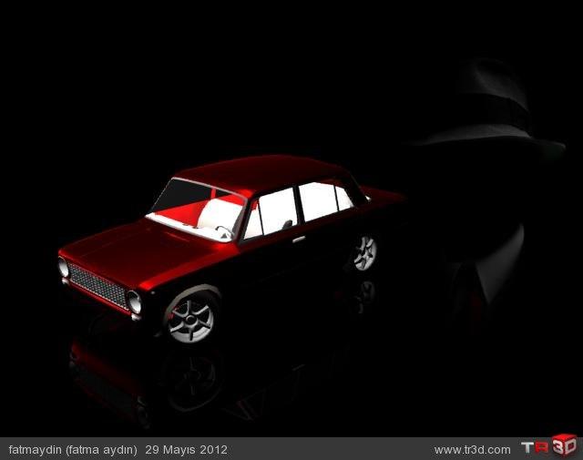 Araba modelleme 4