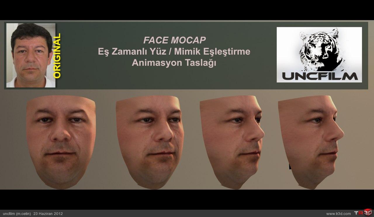 FACE MOCAP
