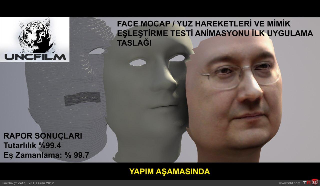 FACE MOCAP 1