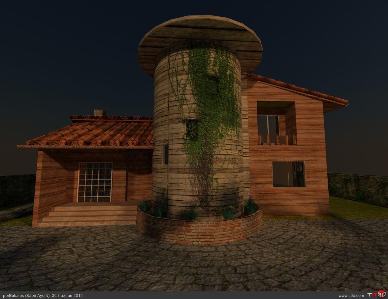 Doğal Villa