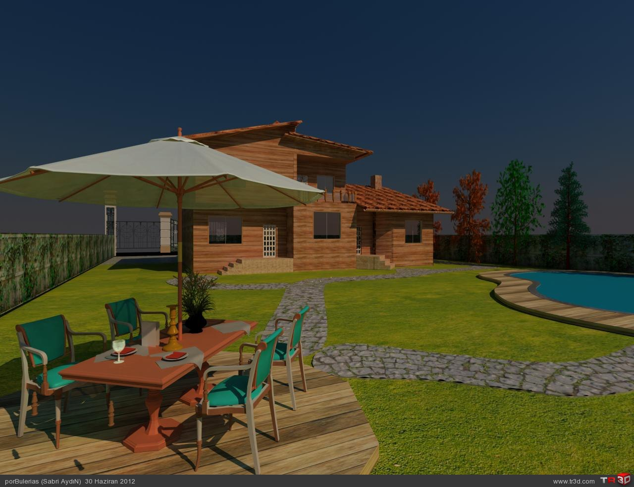 Doğal Villa  1