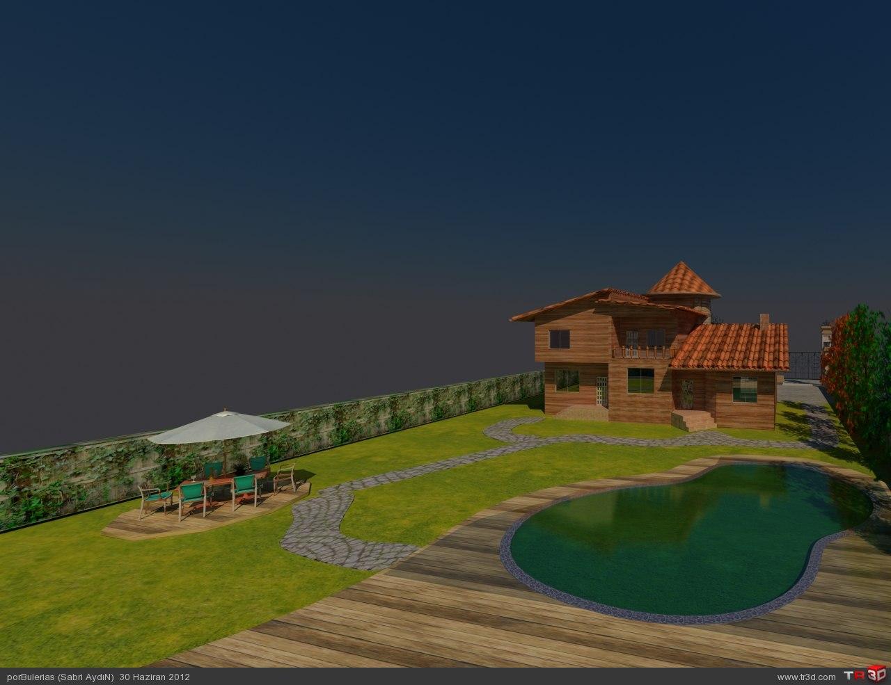 Doğal Villa  2
