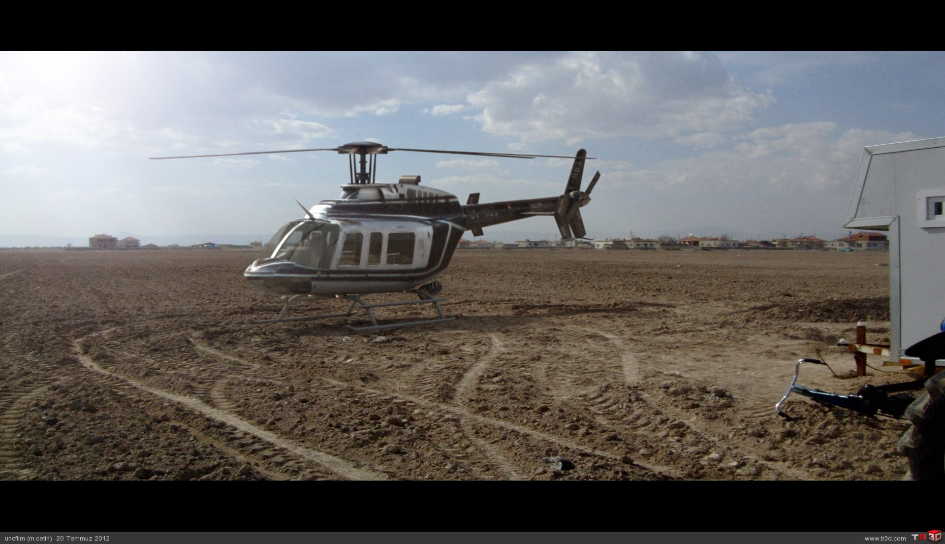 Sivil Helikopter