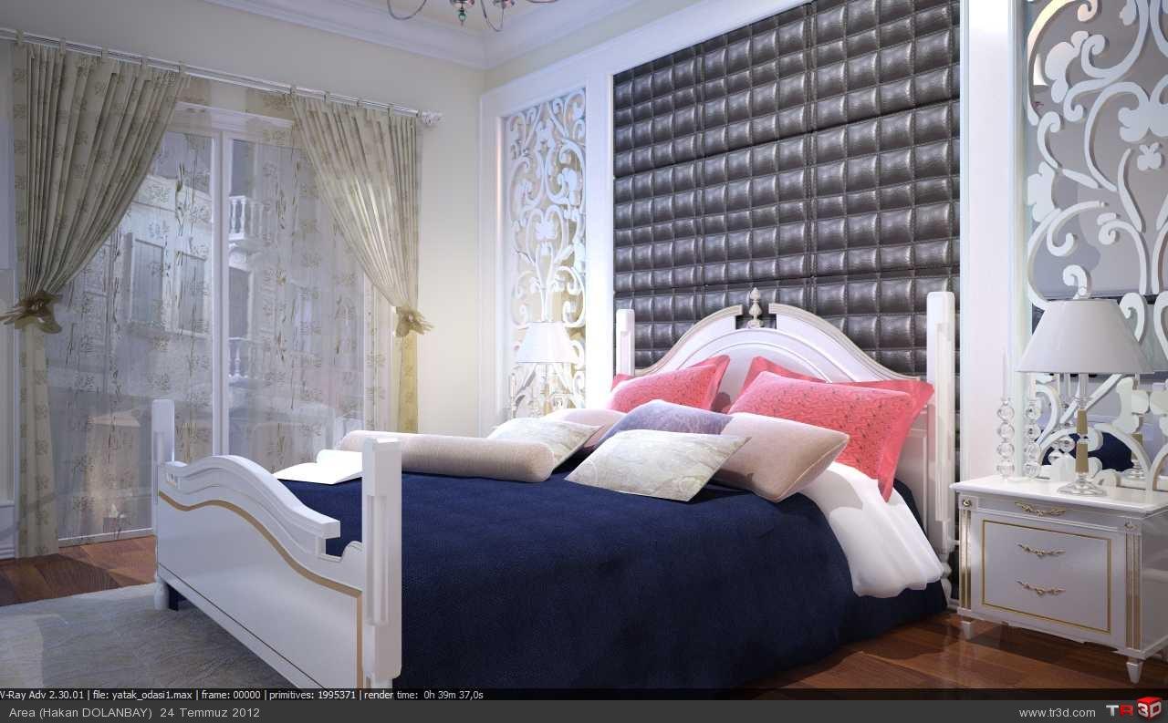 yatak odası bölümü