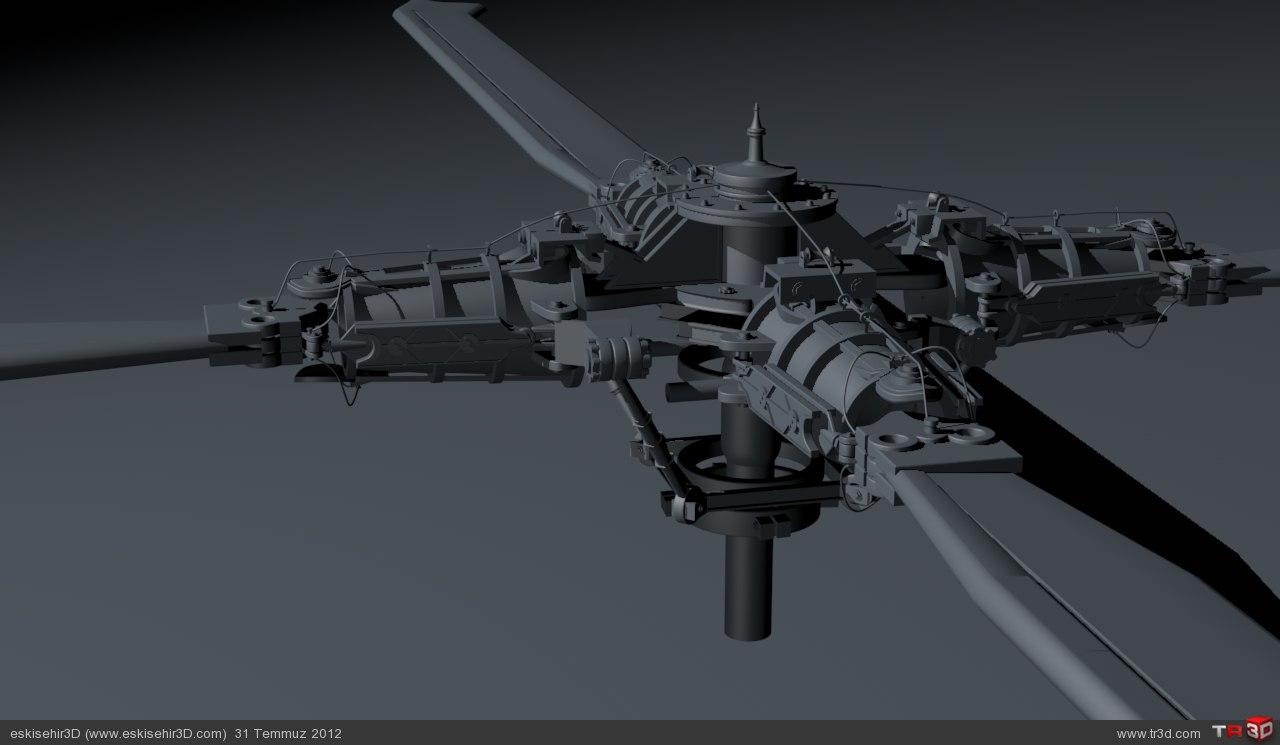 AH-64 APACHE PERVANE 1