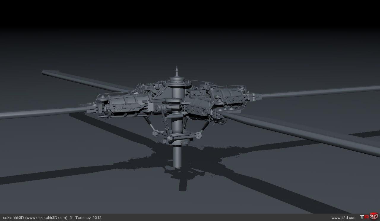 AH-64 APACHE PERVANE 3