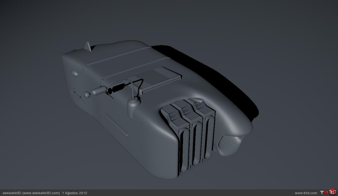 APACHE MOTOR MODELİ 1