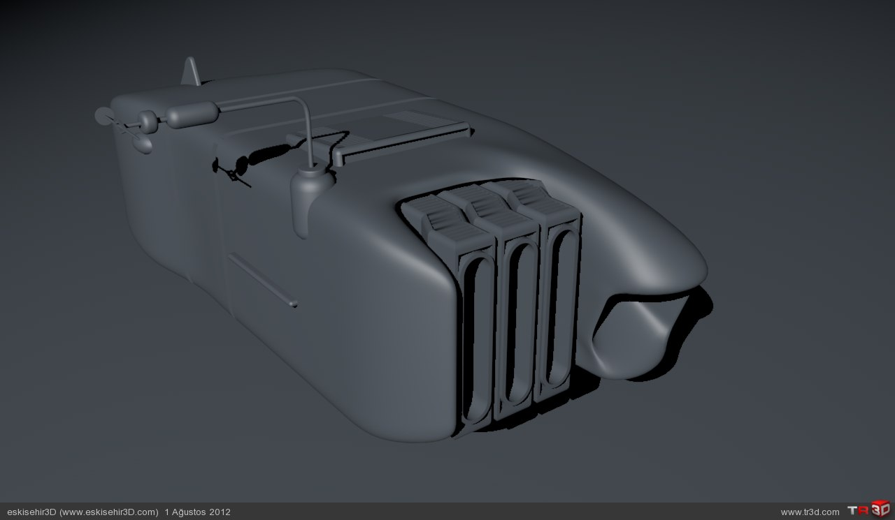 APACHE MOTOR MODELİ 2